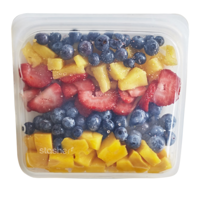 Freezer Bag - Clear - Stasher