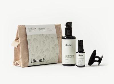 Deluxe Facial Cleansing Kit - Likami