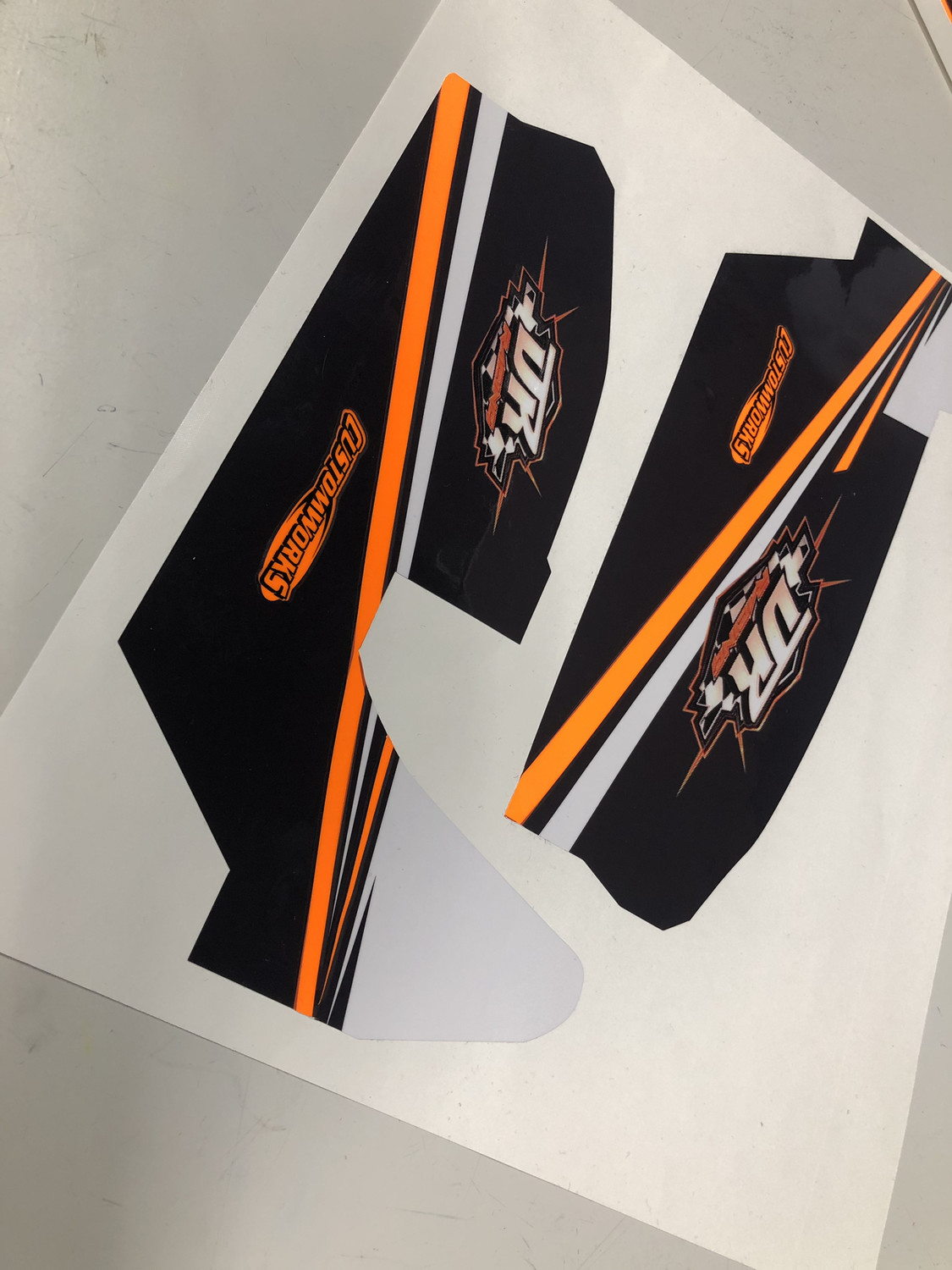 R/C Wingless Sprint Wraps (Designed to Order)