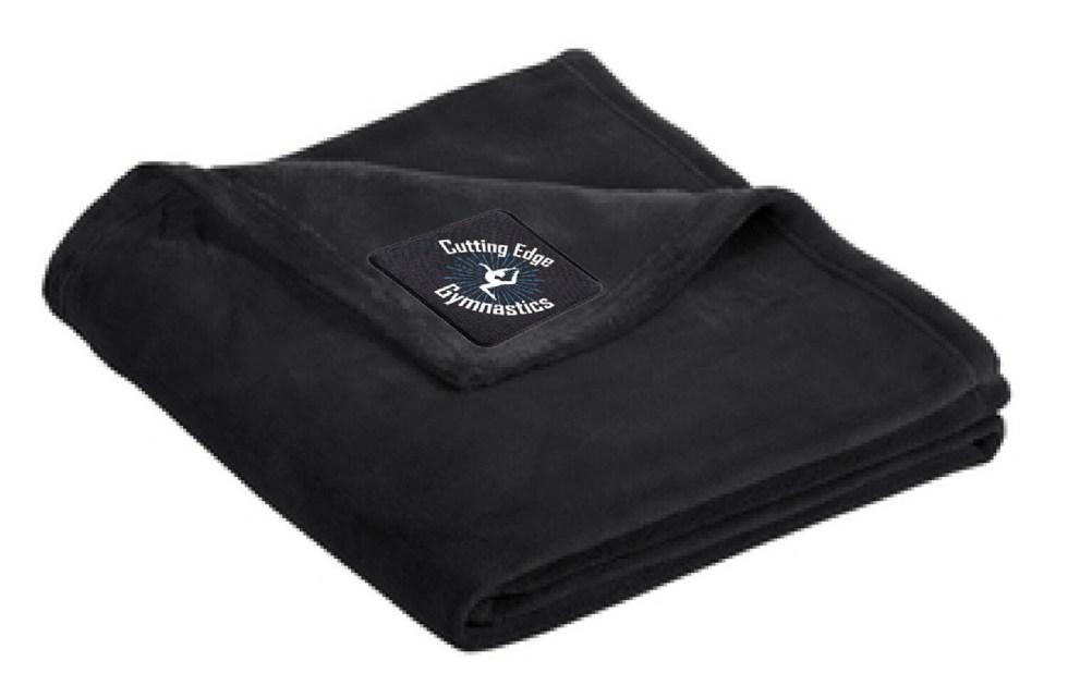 Cutting Edge Gymnastics Ultra Plush Blanket