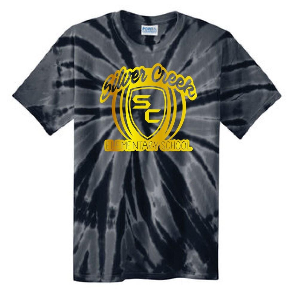 Silver Creek TieDye T-Shirt