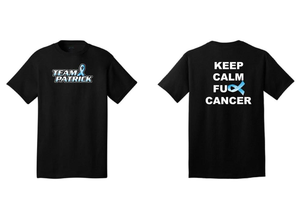 Team Patrick | F*ck Cancer T-Shirt