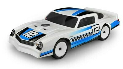 JConcepts 1978 CHEVY CAMARO Wrap (Designed to Order)