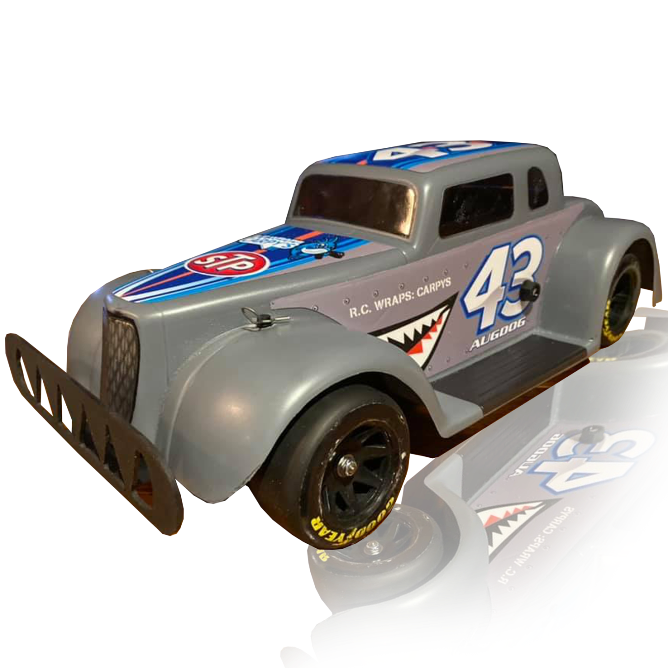 RJ Speed Legend '34 Coupe Wrap(Designed to Order)