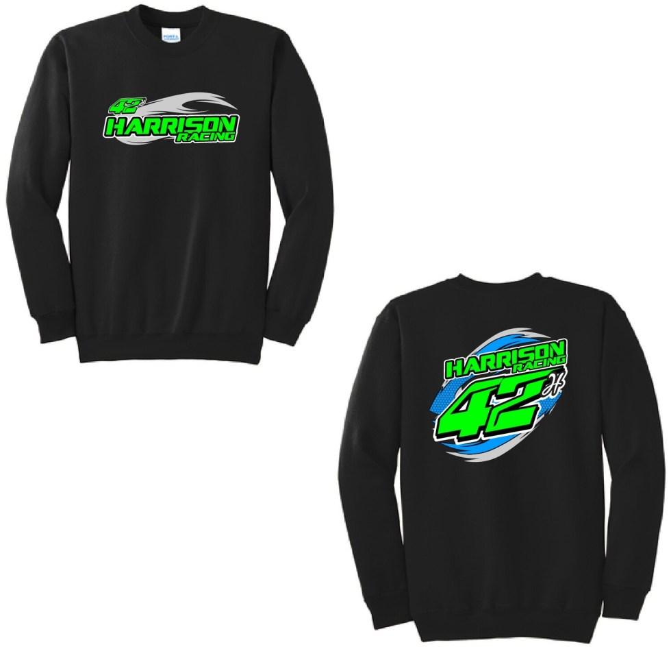 2020 Harrison Racing Crewneck Sweatshirt