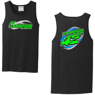 2020 Harrison Racing Mens Tank Tops