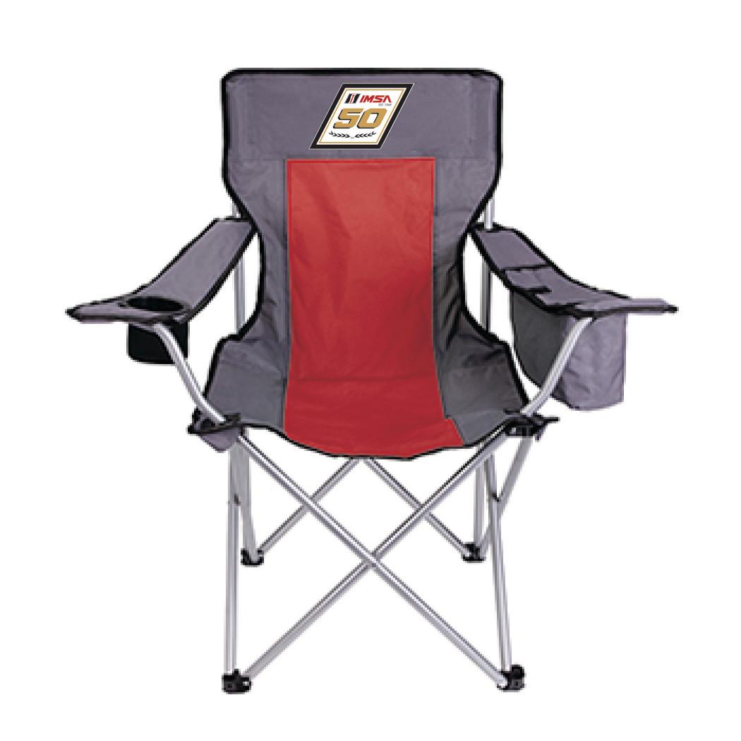 Imsa 50th Anniversary Camp Chairs Red