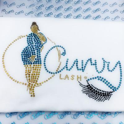 Bling Curvy Lash T-shirt
