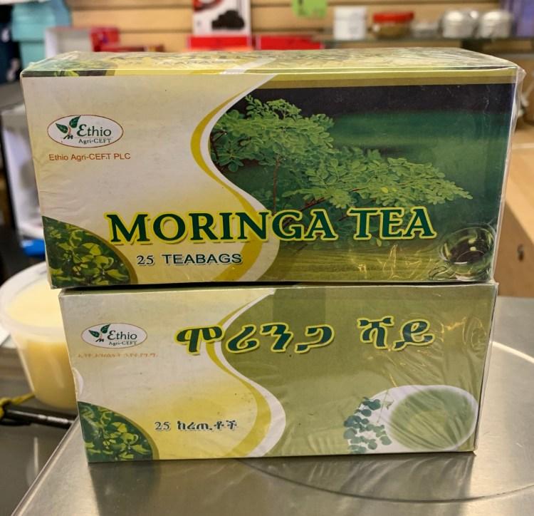Moringa Tea ሞሪንጋ ሻይ 00026
