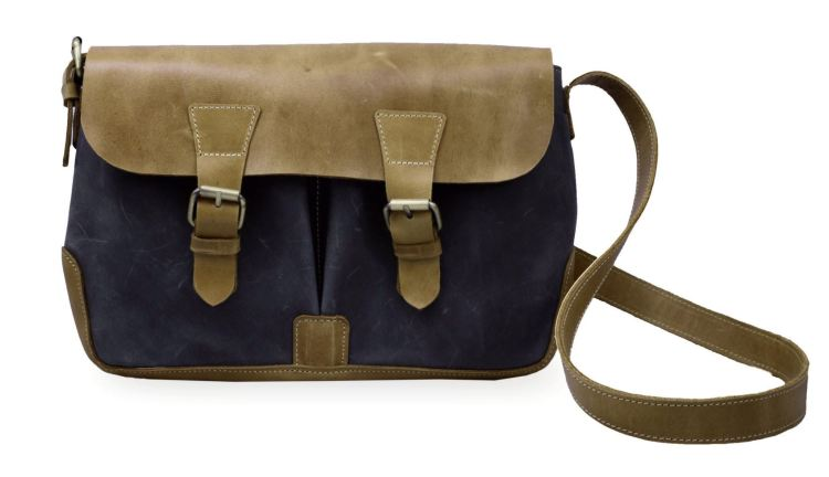 Side Bag | Leather | Hand Made in Ethiopia 00073