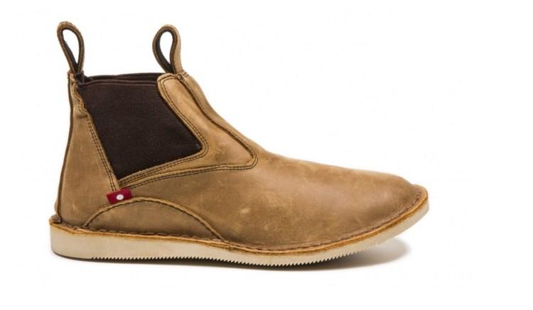 Women Shoes slip-on chelsea boot 00091