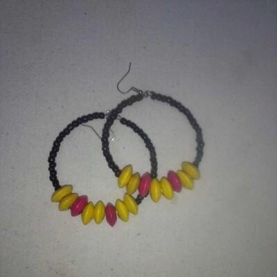 ጆሮ ጌጥ Ethiopian Cultural Earring