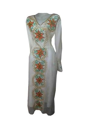 የሀበሻ ቀሚስ / Habesha Dress