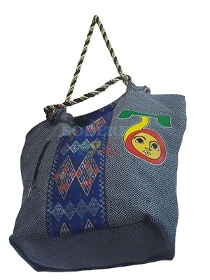 በባህላዊ የጎን ቦርሳ Ethiopian Shoulder Bag