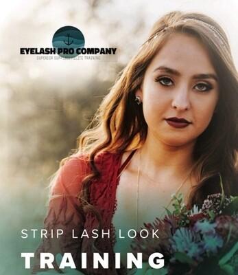 Strip Lash Effect Training - Lake Dallas - Coming Soon