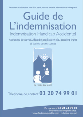Guide de l'indemnisation - version papier (10 exemplaires)