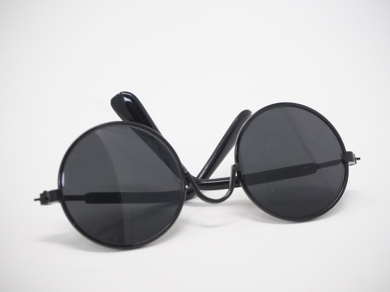 All Black Sunglasses For Your Cat