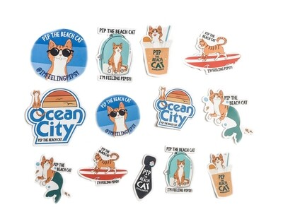 Ultimate Pip Sticker 13-Pack
