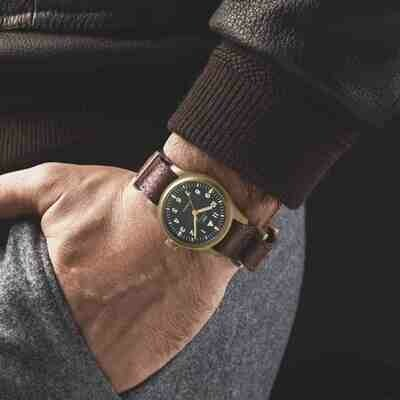 IWC Pilot's Watch Automatic 36mm Special Edition