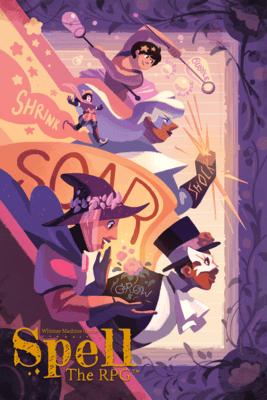 Spell: The RPG (PDF)