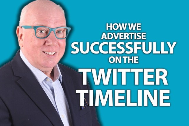 How We Advertise Successfully On The Twitter Timeline