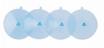 Super Suction™ Cup 4 Pack - Clear