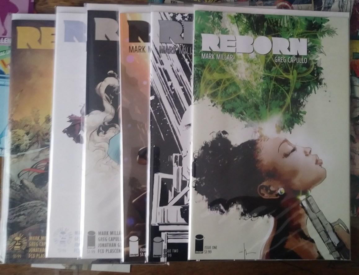 Reborn Complete Series (Variants)