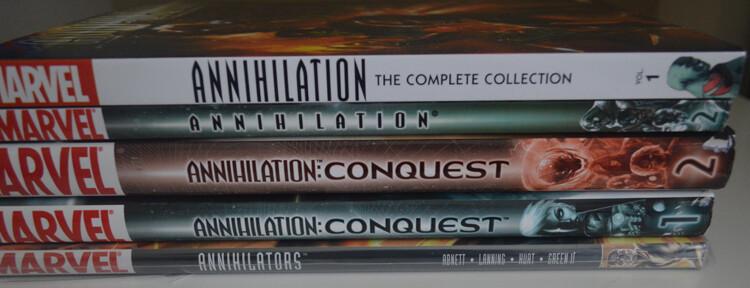 Annihilation Lot