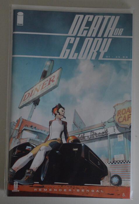 Death or Glory #1-5