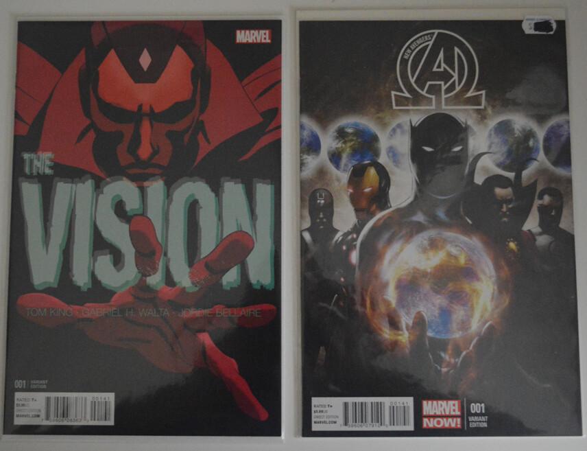 Avengers Variants
