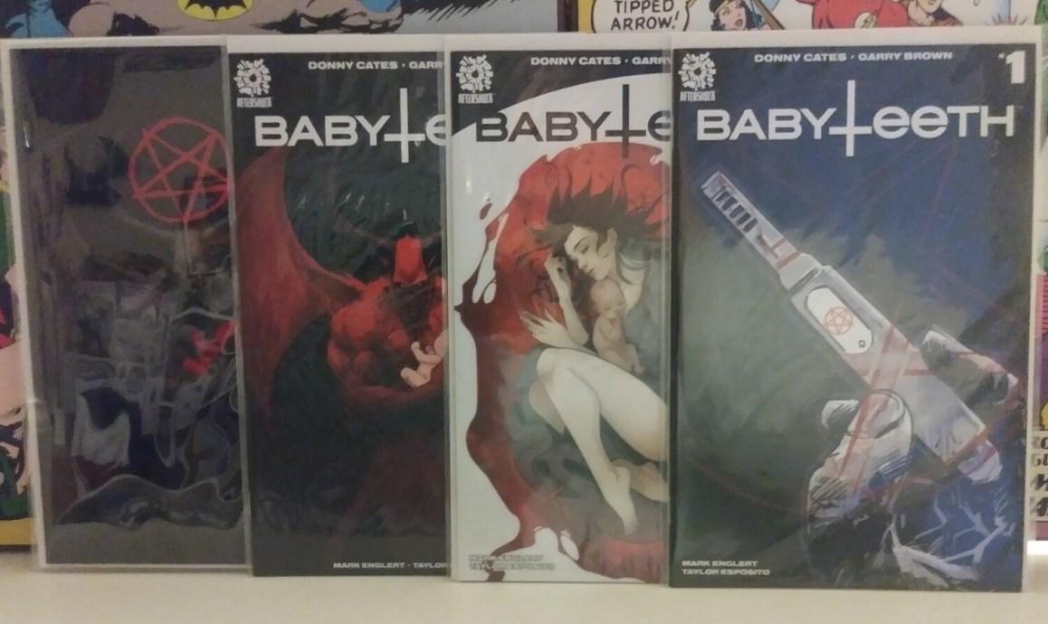 Babyteeth #1 Lot