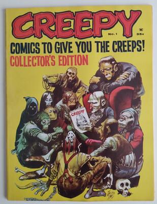 Creepy #1