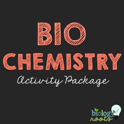 Biochemistry Activity Package