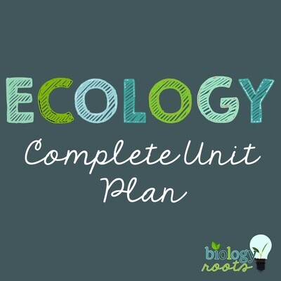 Ecology Unit Bundle