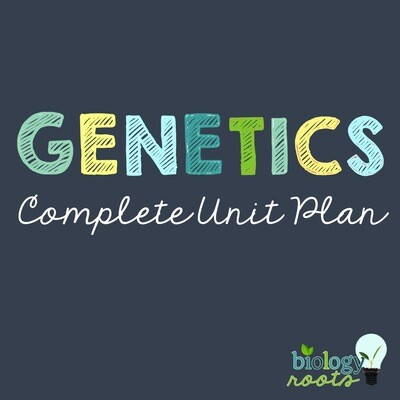 Genetics Unit Bundle