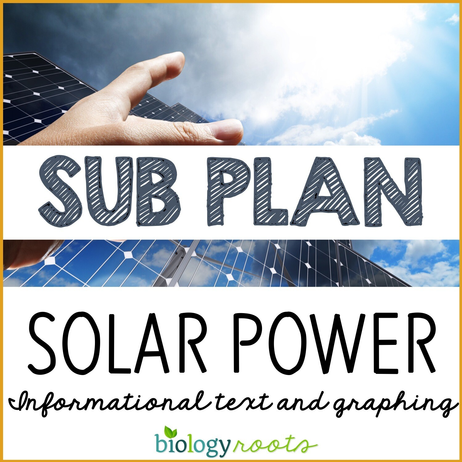 Science Literacy Sub Plan- SOLAR POWER