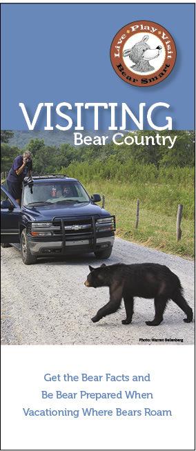Visiting Bear Country