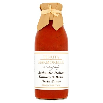 Tenuta Marmorelle Tomato & Basil Pasta Sauce