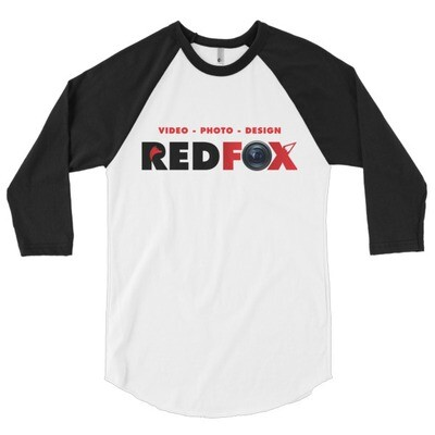 The Original REDFOX Baseball Tee