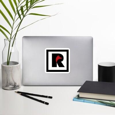 REDFOX Logo stickers