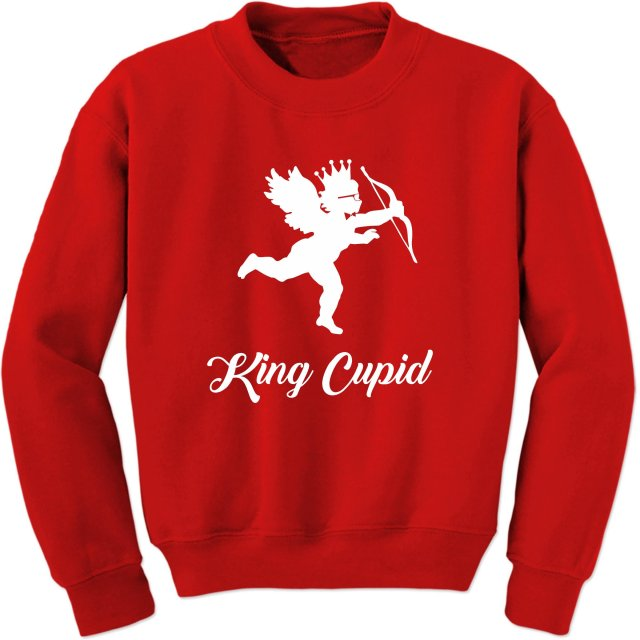 King Roscoe Valentine Shirt King Cupid