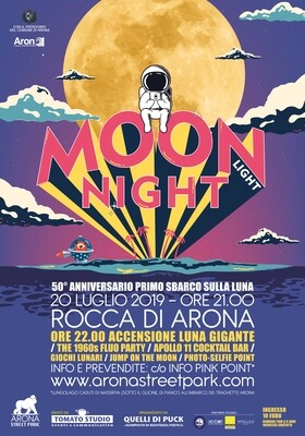Moonlight Night Ticket