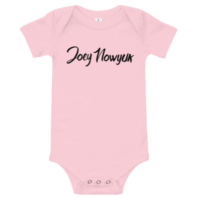 Joey Nowyuk Baby Onesie