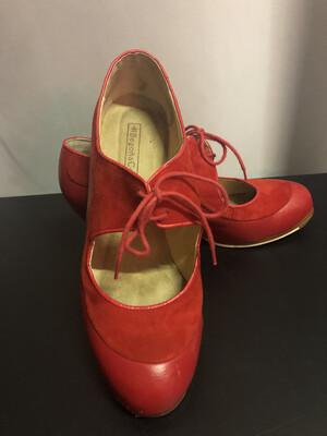 Zapatos profesionales Flamenco Begoña Cervera N: 39