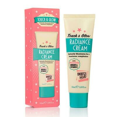 DIRTY WORKS Touch and Glow Radiance cream