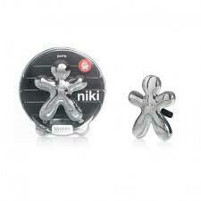 Mr and Mrs Fragrance Niki Pure - Metal Silver Αρωμ. Αυτ/του
