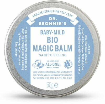 DR BRONNERS ORGANIC MAGIC BALSAM BABY