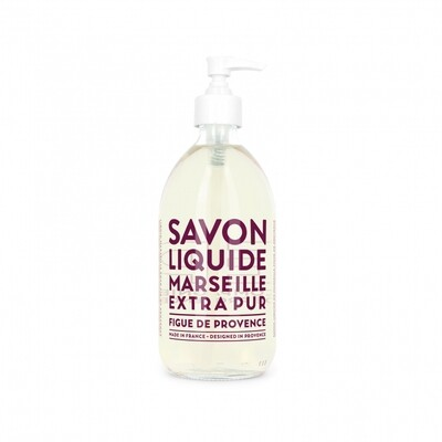 Compagnie De Provence 500ml Fig of Provence, Extra Pur Liquid Marseille soap