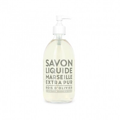 Compagnie De Provence 500ml Olive Wood, Extra Pur Liquid Marseille soap