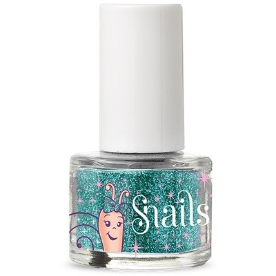 SNAILS NAIL GLITTER TURQUOISE